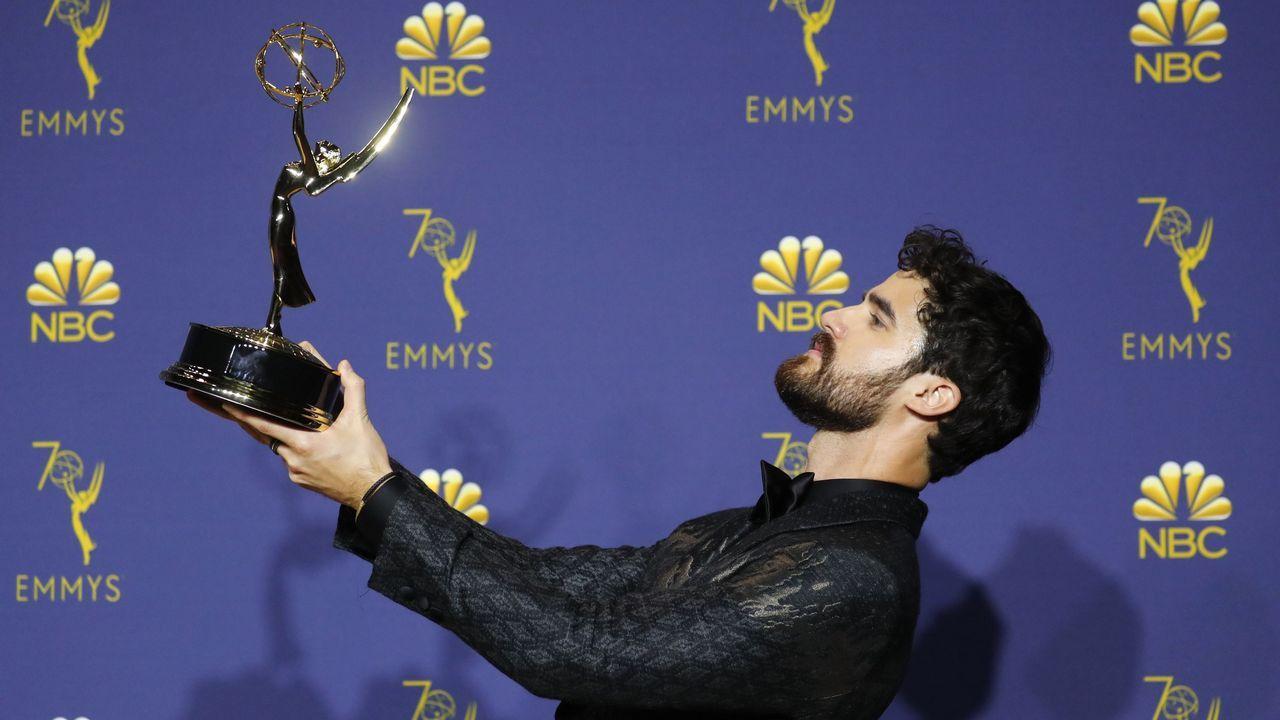 Emmy 2018: Darren Criss