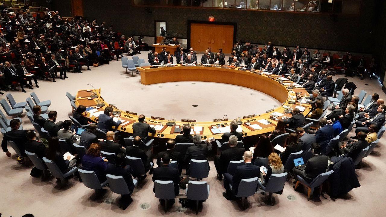 Reunión del Consejo de Seguridad de la ONU, hoy en Nueva York