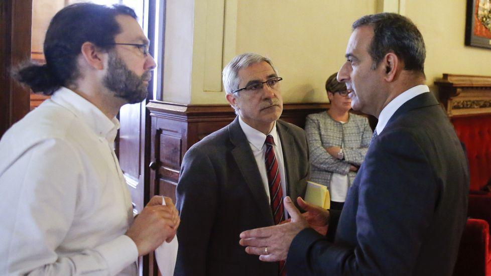El 'error' fiscal que derrocó a Màxim Huerta.León, Llamazares y Lastra