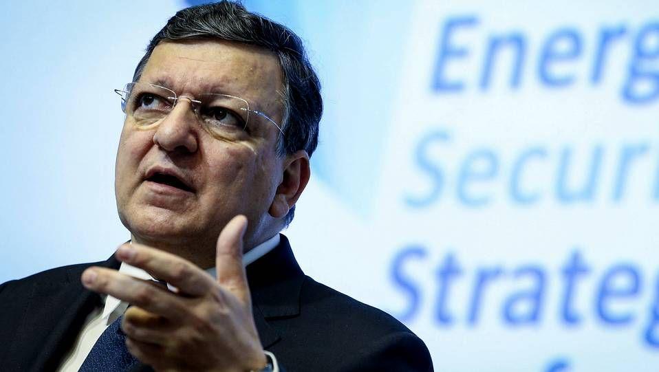 José Manuel Durao Barroso es el presidente de la Comisión Europea