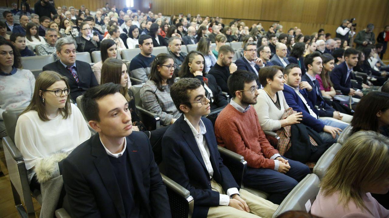 Premio para los mejores alumnos gallegos