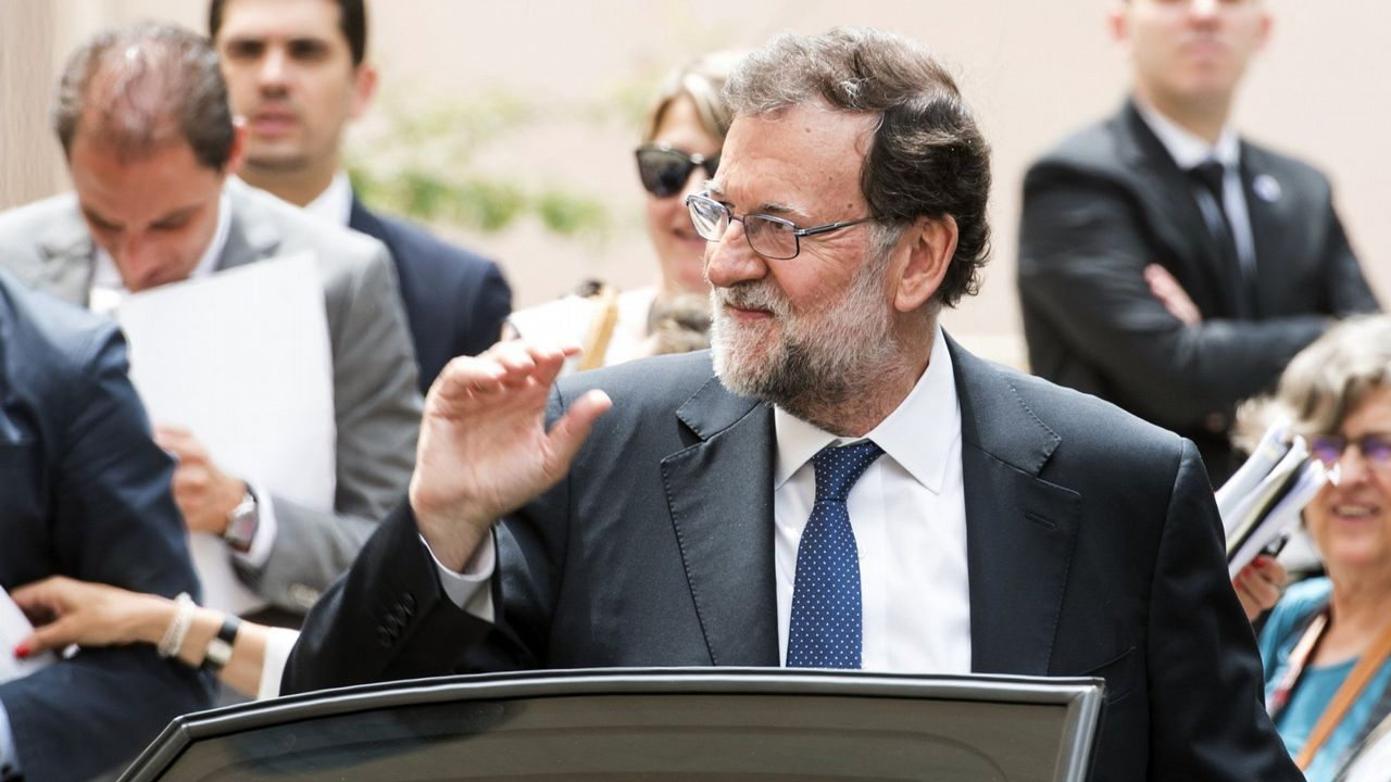 Rajoy: «Jamás me he ocupado de asuntos económicos en el partido»