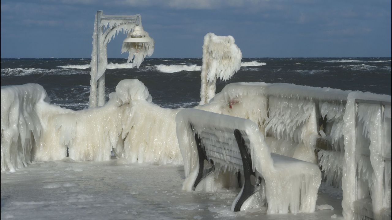 La corriente del Golfo amenaza al clima de la Tierra.