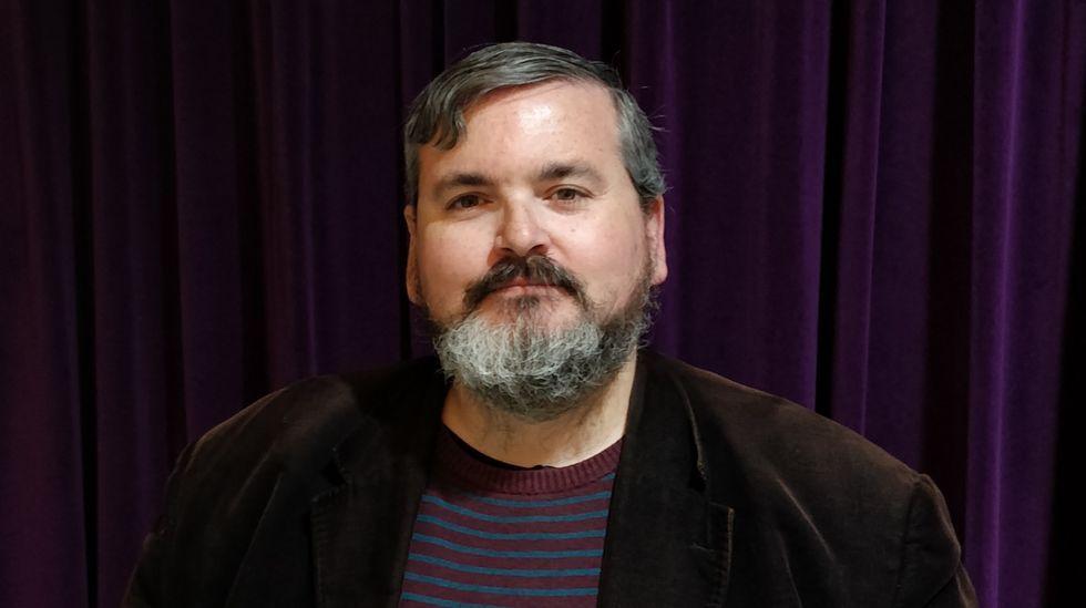 Rubén Martín Payo, profesor de la Universidad de Oviedo, que realizó el estudio sobre las aplicaciones de actividade física y su idoneidad para los supervivientes de cáncer