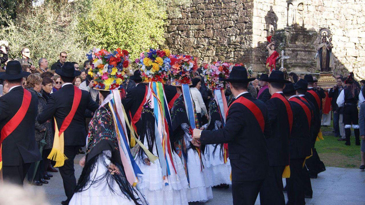 Danza de San Sebastián de Aldán