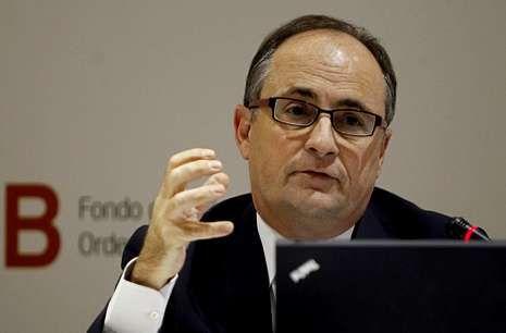 Fernando Restoy, presidente del FROB.