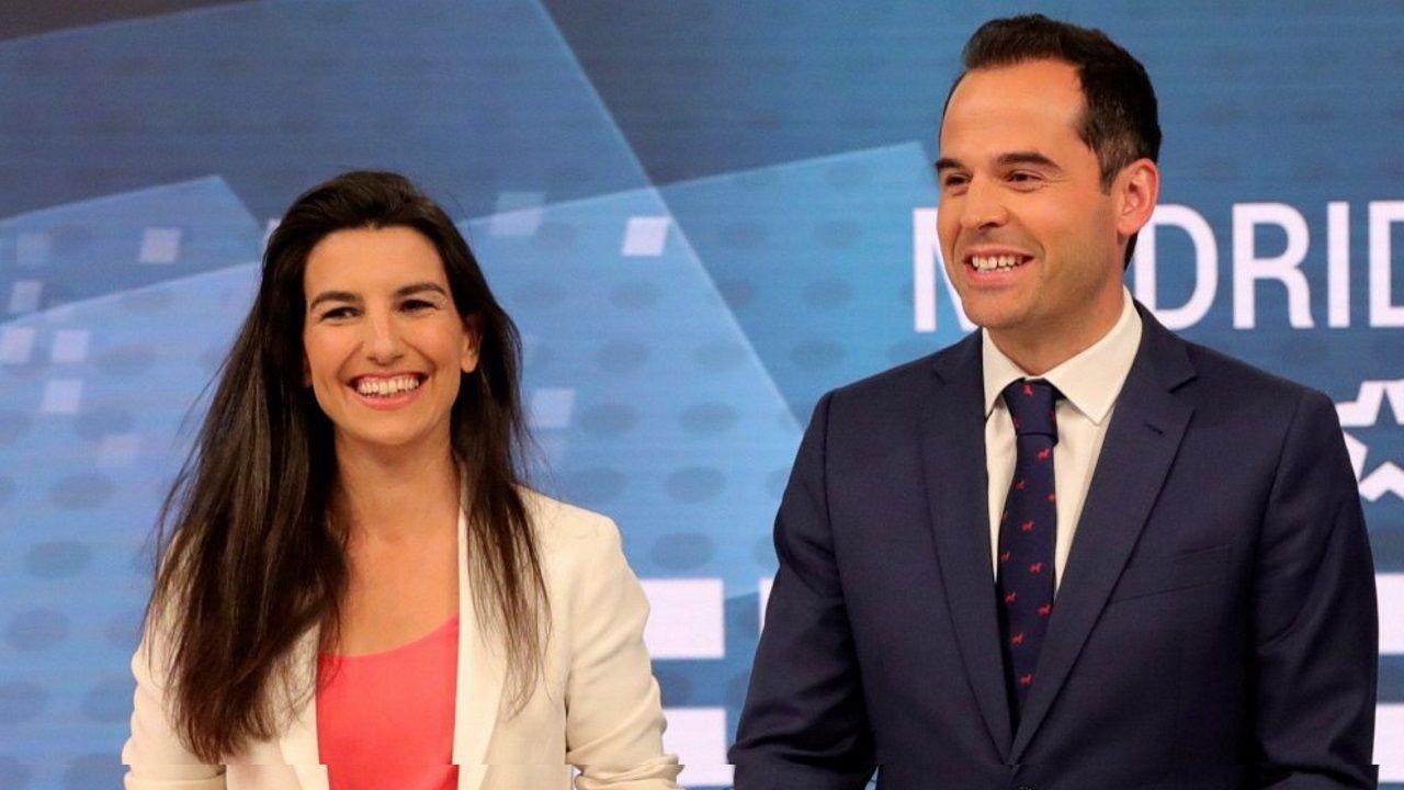La candidata de Vox a la Comunidad de Madrid, Rocío Monasterio, dio 15 días a Ignacio Aguado (Cs) para que se sume al pacto con el PP, pero los de Rivera mantienen que no gobernarán con los ultras