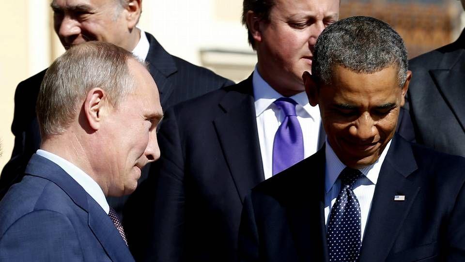 El presidente de Rusia, Vladímir Putin, pronuncia su discurso anual sobre el estado de la nación.