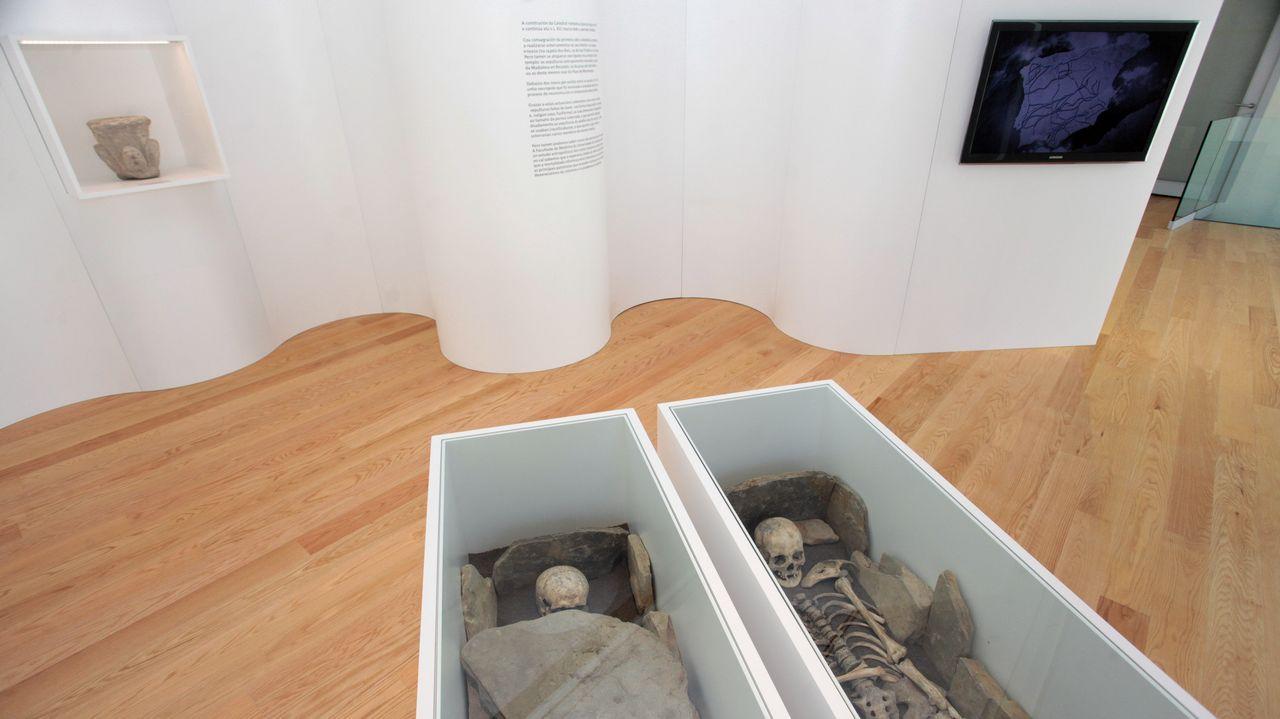 Las imágenes del nuevo museo de Mitra.