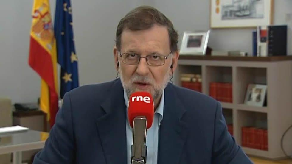 Rajoy: «Gibraltar sigue siendo español, gane o pierda el Brexit».