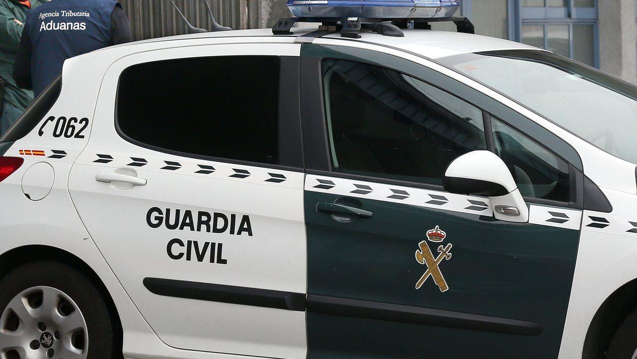 Accidente en la autovía del Barbanza