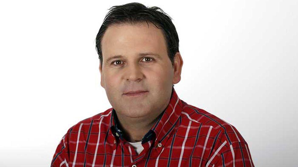 José Manuel Abeledo, alcalde de Onís