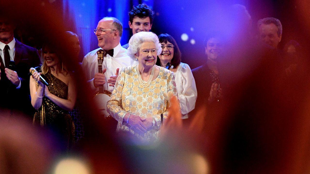 El concierto en homenaje a Isabel II