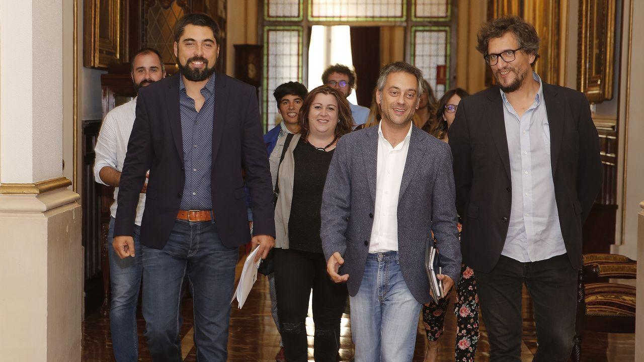 Xulio Ferreiro: «Os problemas se montan cando un quere facer algo diferente do feito até agora».Xulio Ferreiro