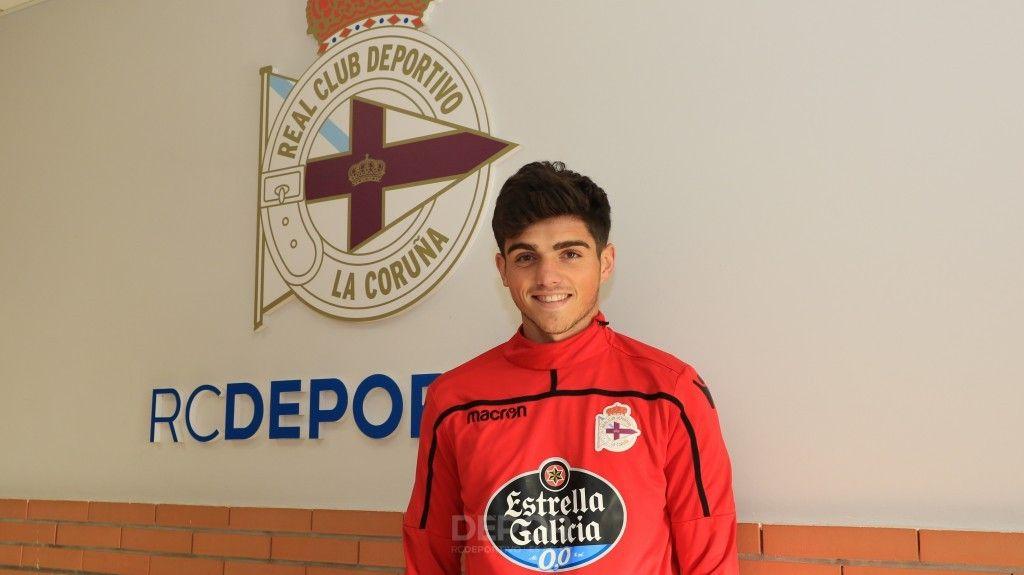 Carlos Martinez Real Oviedo Requexon.Juanmi Carrión, nuevo jugador del Fabril