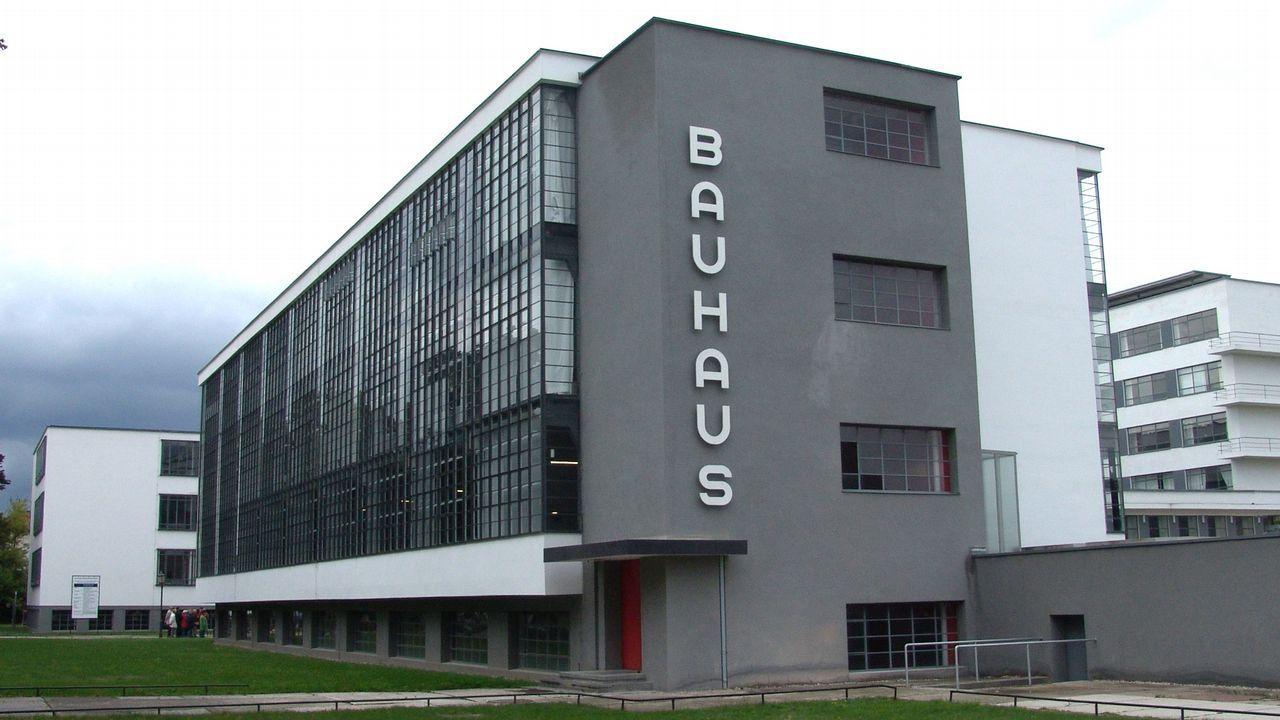 El edificio de la Bauhaus en Dessau se ha convertido en un icono en sí mismo