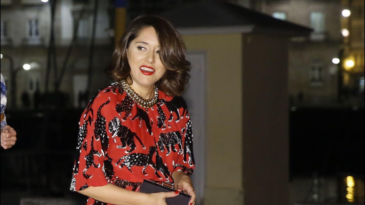 Eugenia de la Torriente, directora de «Vogue»
