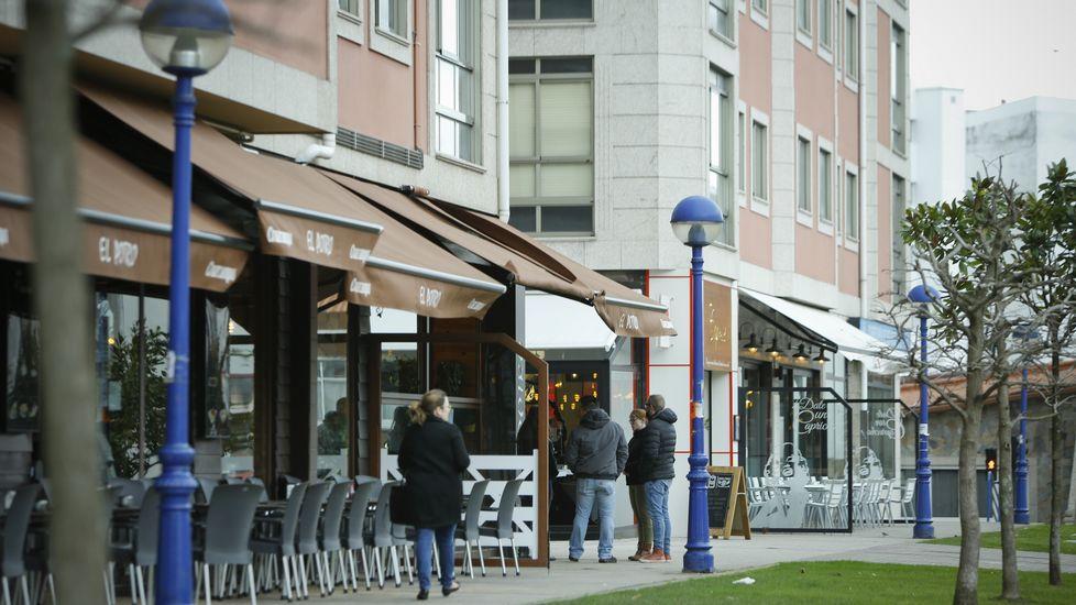 cafeterías - restaurantes en Culleredo, O Burgo.