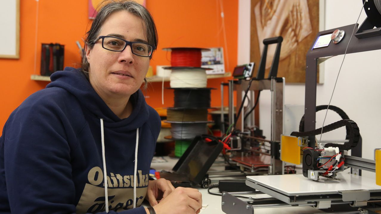 Ana Gómez nogueira // fundadora de Masque 3D.Hostelcur Gijón, pentacampeonas de Europa, celebran su quinta Copa de Europa