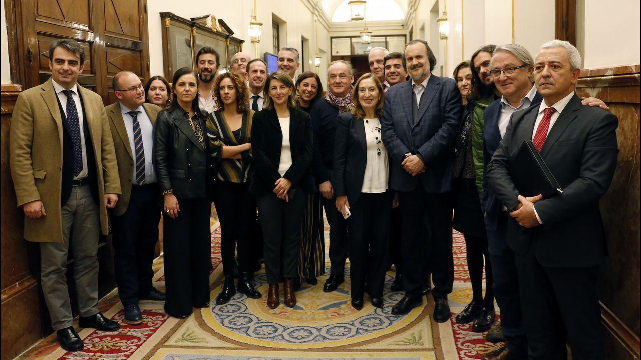 El Congreso vota hoy a favor de iniciar la transferencia de la AP-9 a Galicia