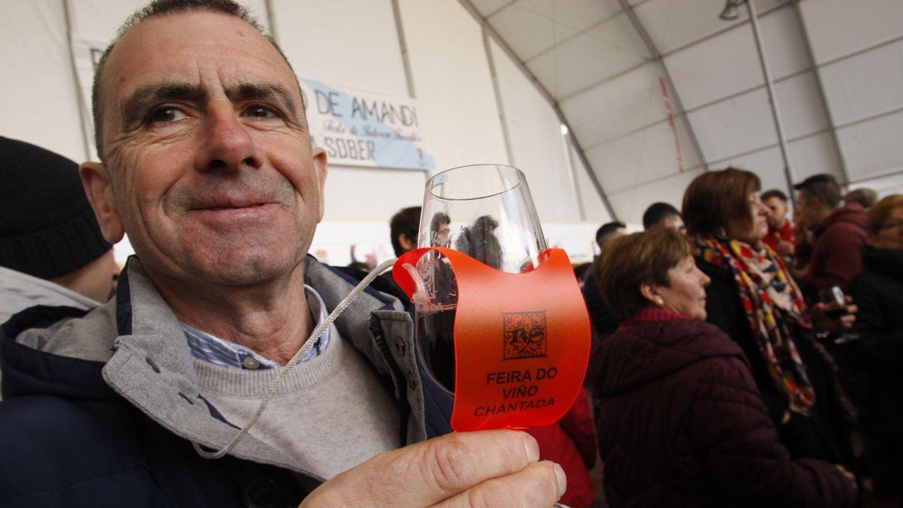 Los mejores momentos de la 38 Feira do Viño de Amandi, en imágenes