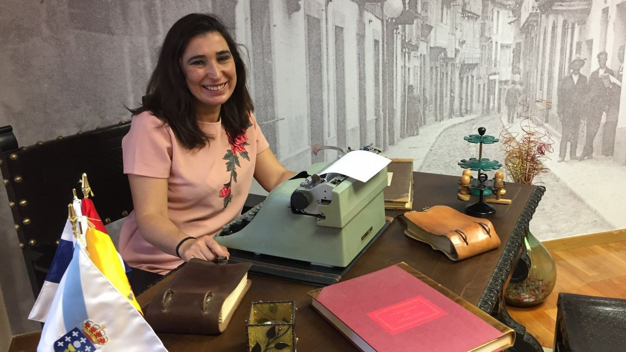 La portavoz del BNG, Ana Pontón