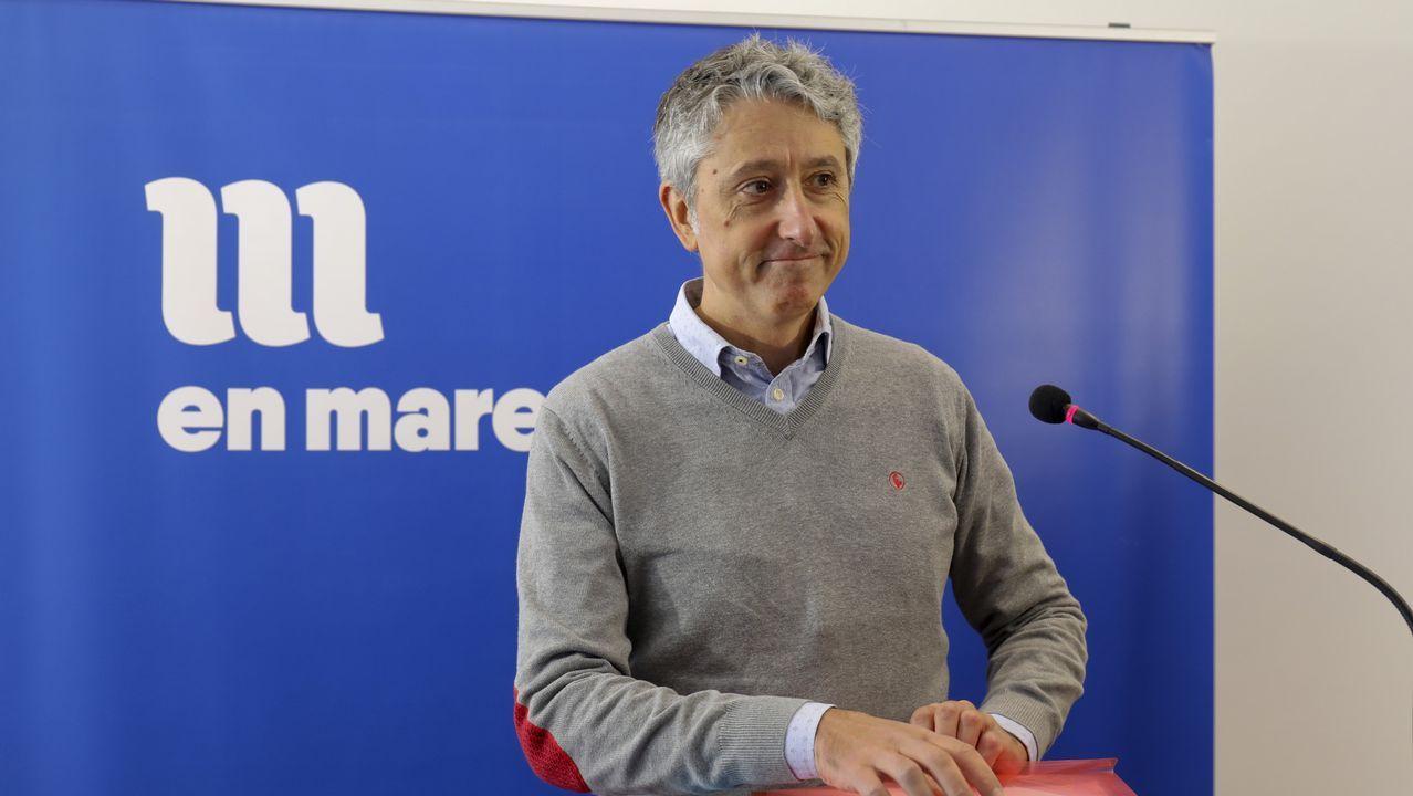 Rodríguez, responsable del censo, compareció ayer