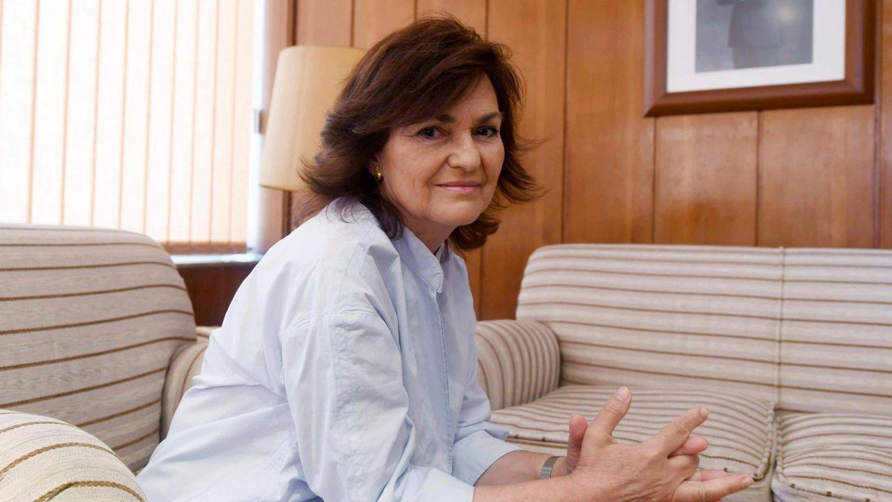 Calvo, sobre las declaraciones de Torra de «atacar al Estado español»: «Es una frase inaceptable con la que no se ataca al Estado».Pedro Sánchez en Chile