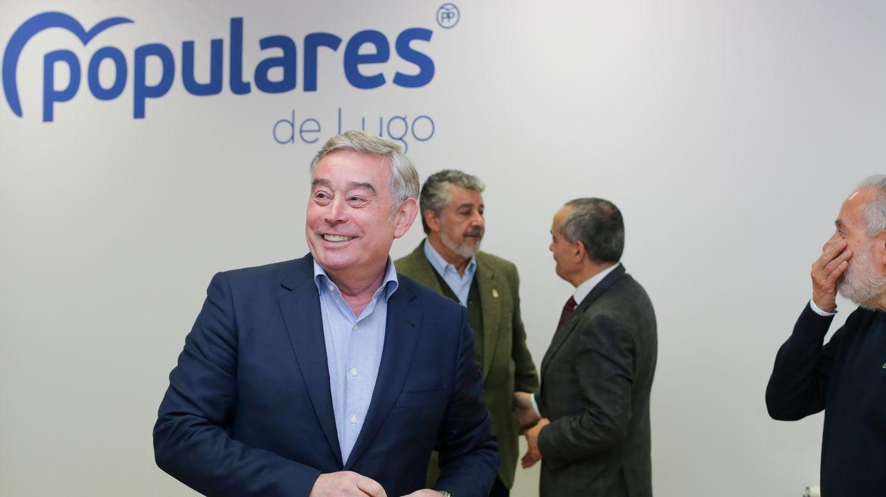 Abel Caballero y Pedro Sánchez, en Madrid