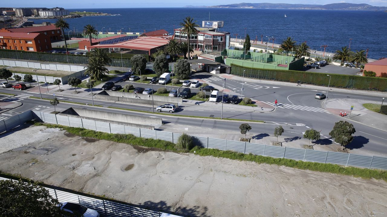 PROTESSTAS DE LOS TRABAJADORES DE ALCOA POR EL CIERRE DE LA FÁBRICA