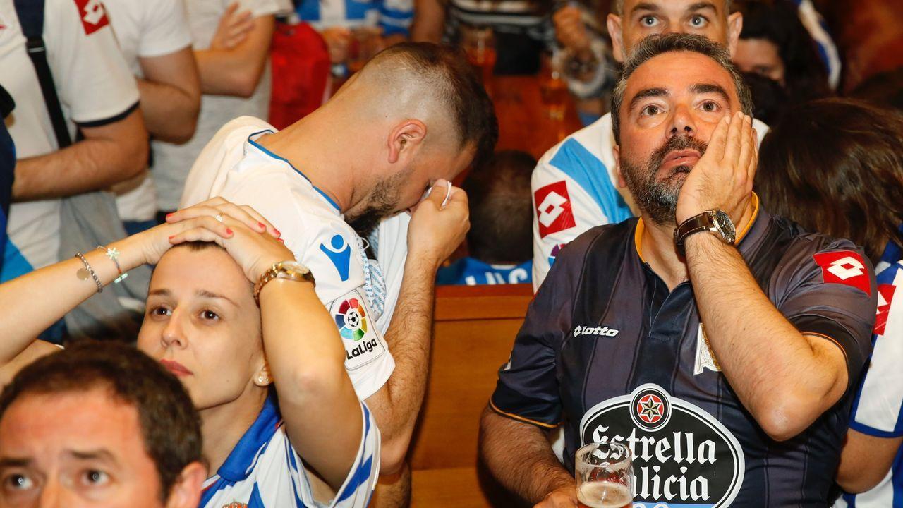 Lo mejor del Mallorca - Deportivo.María Luz Lopez, emigrante gallega en Venezuela
