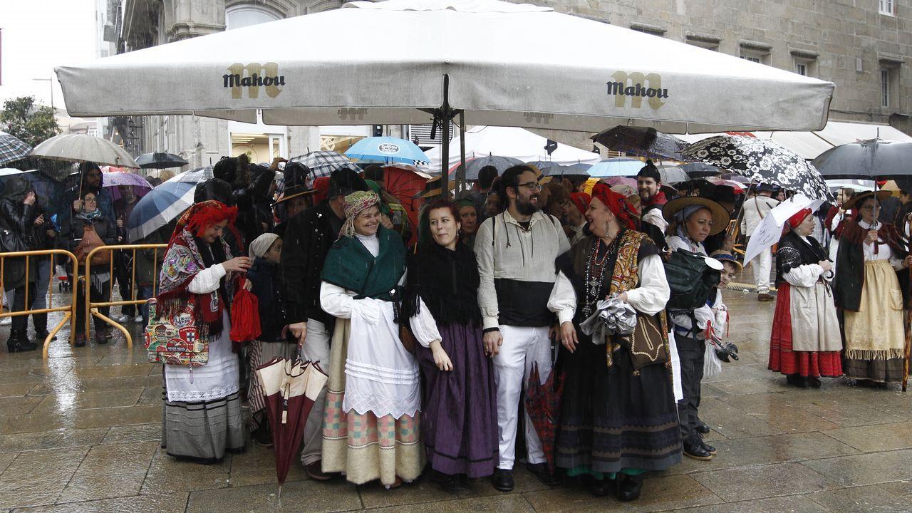 Pepe Vieira rinde tributo a las madres