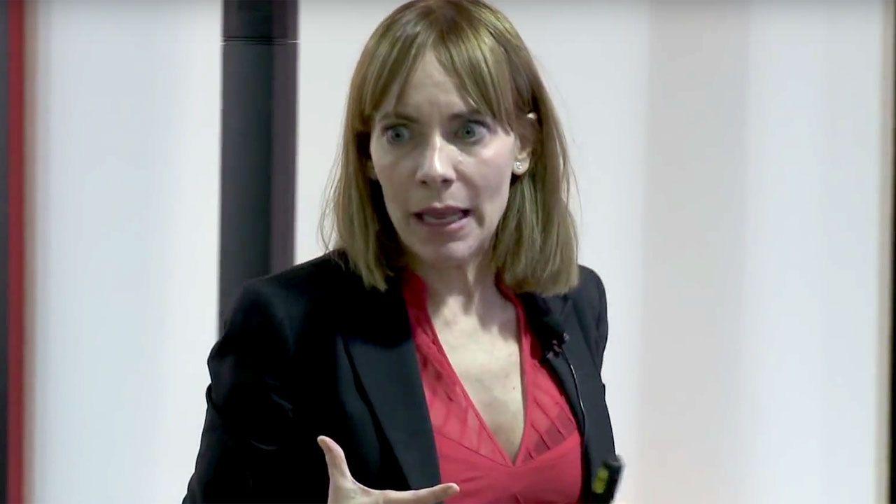 Dinero.María Garaña
