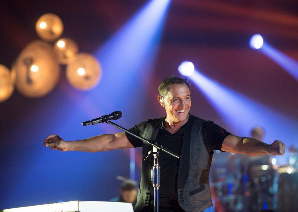 «El mundo», de Pablo López.Franco de Vita hará un concierto basado únicamente en las canciones más exitosas de sus carrera.