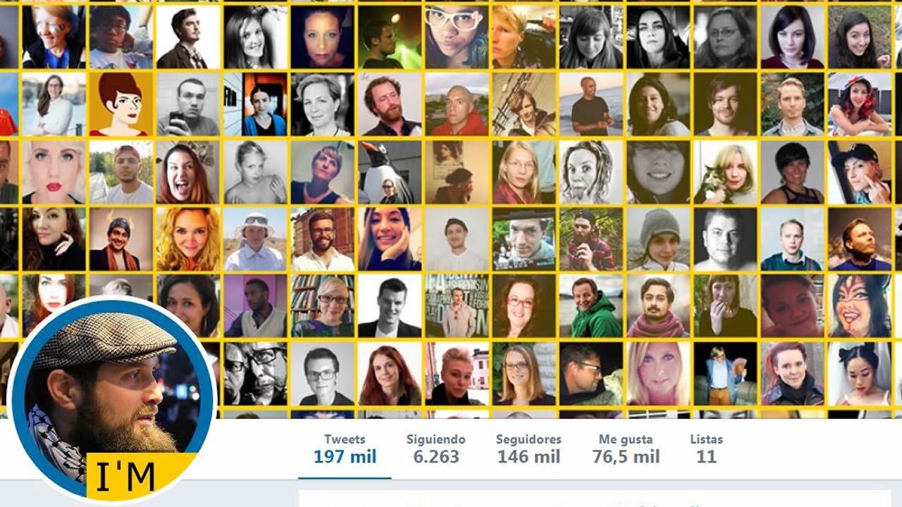 Captura del perfil de Twitter @sweden