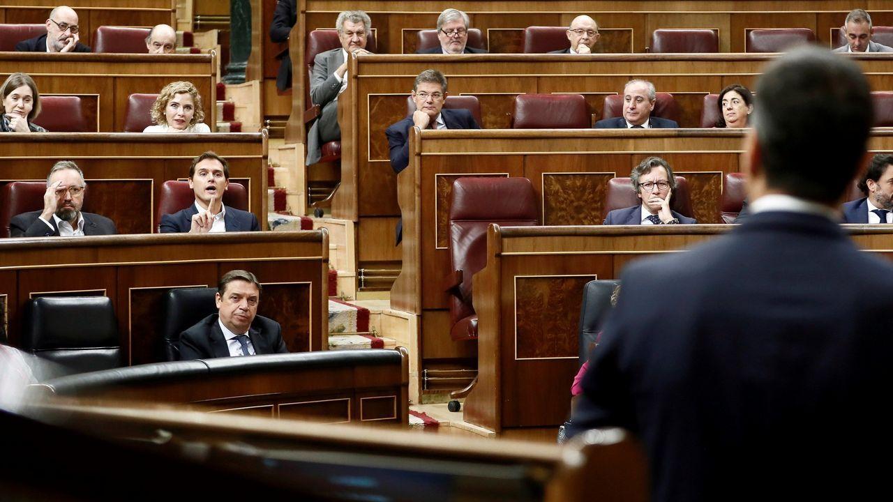 Comité Federal del PSOE.Los expresidentes de Brasil y de Chile, Cardoso (a la izquierda) y Lagos, junto a Sánchez ayer en el Foro Iberoamericano