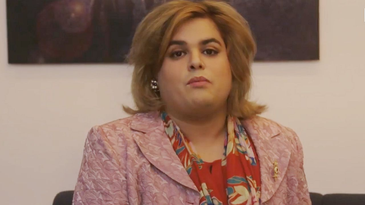 Paquita Salas llega a Netflix.Presentación de La Zona en el Festival de Sitges