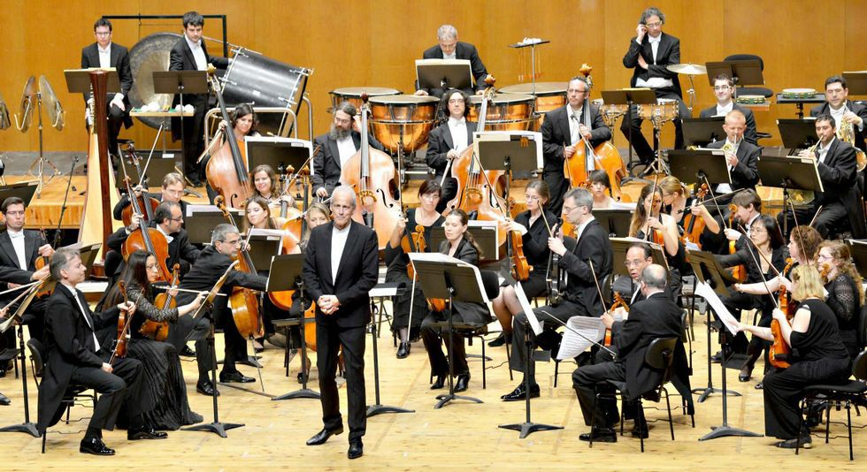 La Filharmonía vuelve al Auditorio para dar el primer concierto de la temporada en la que celebra sus 20 años.