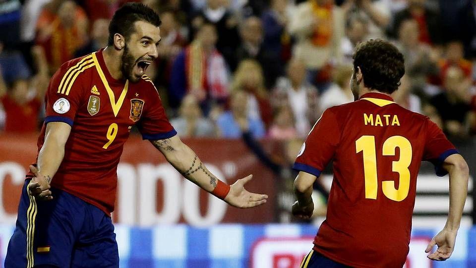 La selección española también se congela para el «Mannequin Challenge»