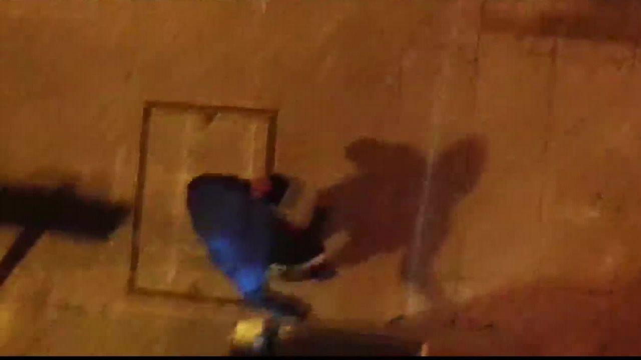 Un ladrón pone en jaque a medio centenar de vecinos de Vilalonga
