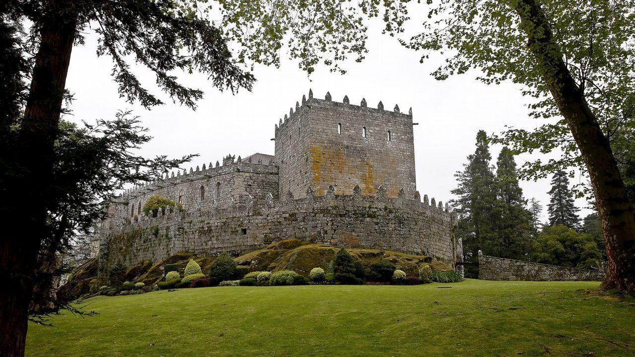 Castillo de Soutomaior, Soutomaior.