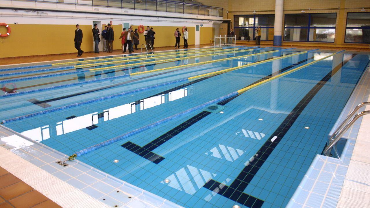 la piscina municipal de ribadeo ofrece la matr cula gratis