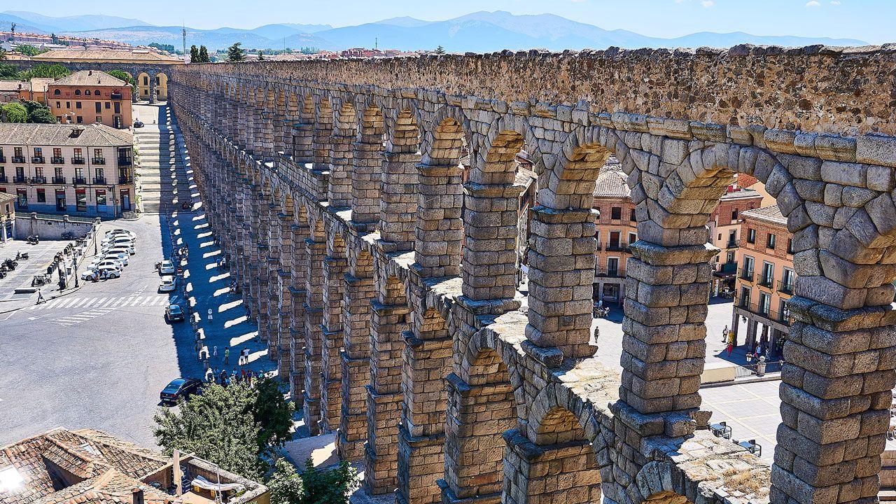 Acuaducto de Segovia