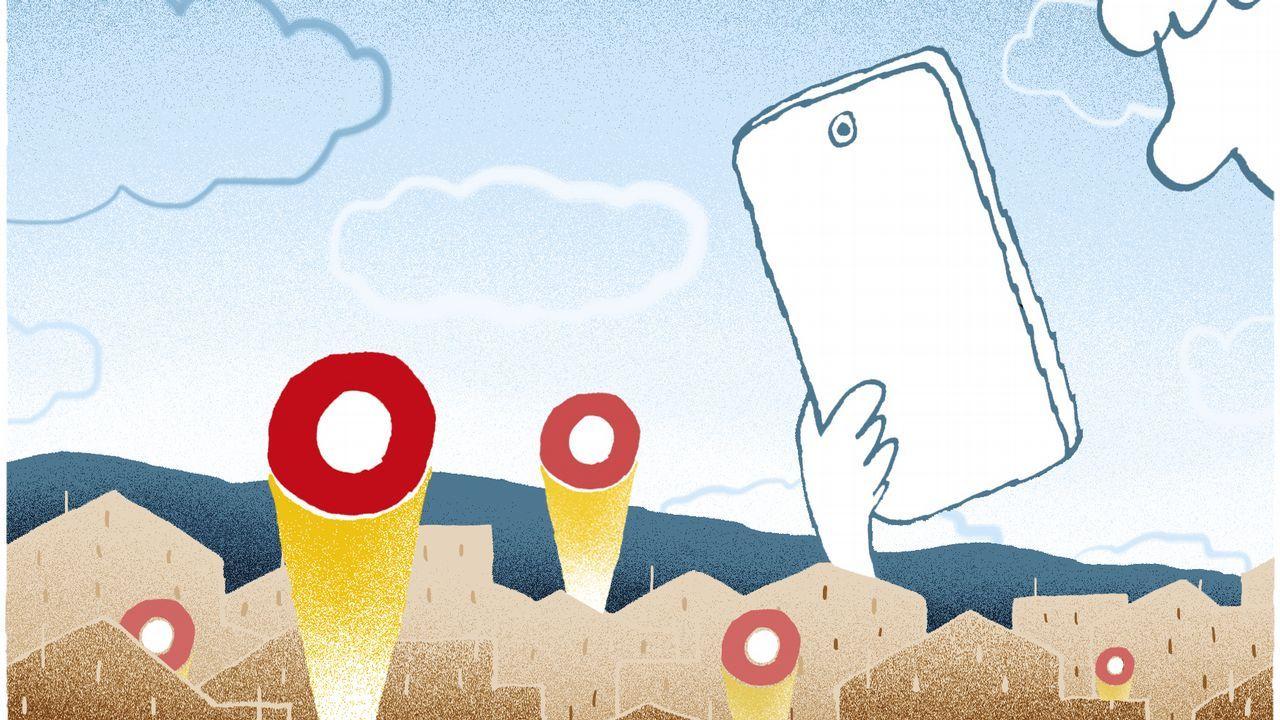 Teléfono móvil.Home, la apuesta de Google por los asistentes virtuales