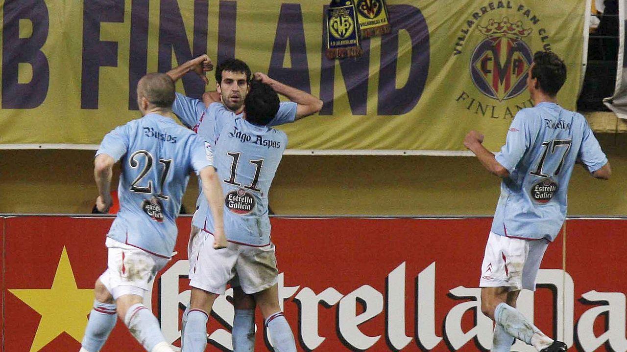 26 - Villarreal-Celta (0-1) el12 de enero del 2010