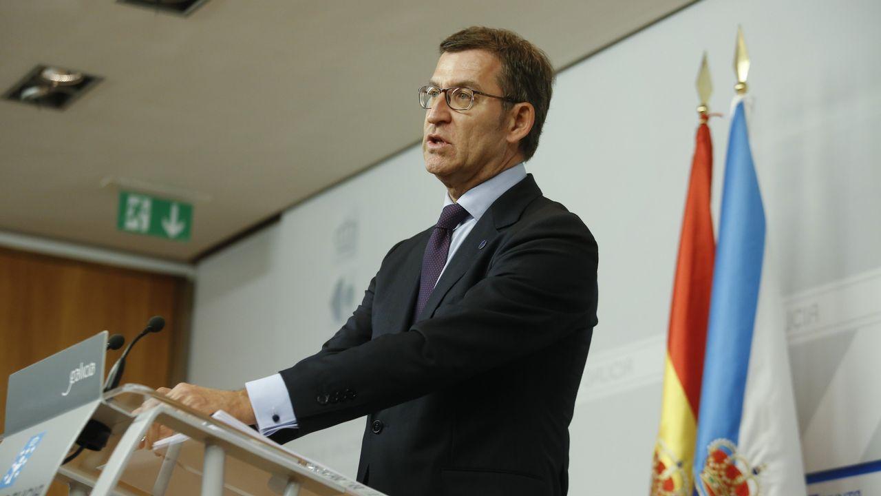 Montoro fue «el primero» que denunció a los independentistas por malversación, recordó ayer Hernando