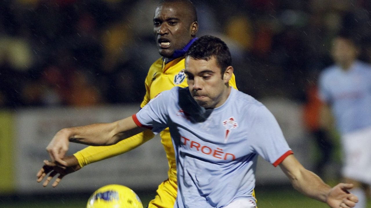 94 - Alcorcón-Celta (0-0) el 10 de diciembre del 2011