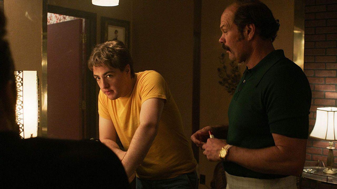 Fotograma del filme «Un asunto de familia».