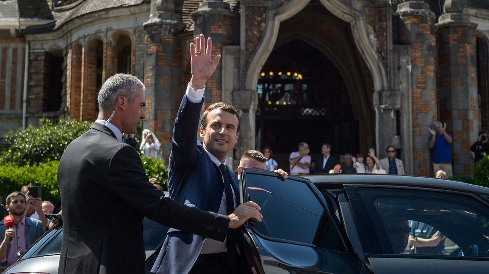 Francia, de nuevo a las urnas.