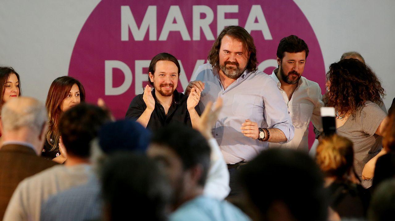 Los funcionarios de la provincia celebran su fiesta.Javier Gestal (Alternativa dos Veciños) es el nuevo alcalde de Carral